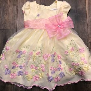 Pretty girly dress